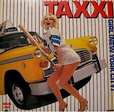 ++TAXXI girl/how to say i'm leaving MAXI 1982 RARE EX++