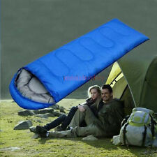 Mummy Sleeping Bag 5F/-15C Camping Hiking With Carrying Case Brand New UY