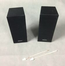 2 Sony Front/Surround speakers:SS-TSB105: home theater BDV-E280/T28 HT-SS380 #14