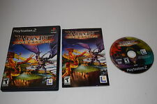 Wrath Unleashed Sony Playstation 2 PS2 Video Game Complete