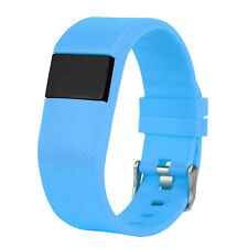 JW86 Bluetooth Heart Rate Monitor Smart Sport Bracelet for Android IOS Blue