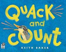 Quack and Count by Keith Baker (2004, Paperback)