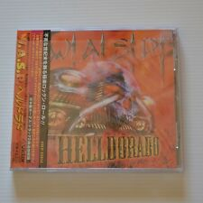 W.A.S.P. - Helldorado - 1999 FIRST PRESS JAPAN CD