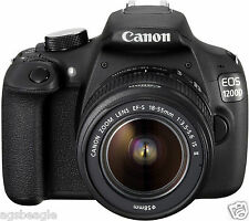 "Canon EOS 1200D 18-55II 18mp 3"" DSLR Digital Camera Brand New Cod Agsbeagle"