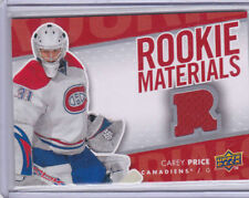 07-08 UD Rookie Materials #RM-CP Carey Price RC