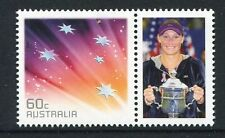 2011 Samantha Stosur US Open Tennis Champion - MUH 60c With Personalised Tab