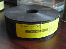 Unique 35mm Movie Theatre Used Film Trailer - The Back Up Plan Scope #1