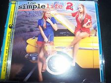 The Simple Life (Paris Hilton/Nicole Richie) TV Soundtrack CD – Like New