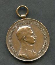 Original Österreich Bronzene Tapferkeitsmedaille K.u.K. Monarchie Austria 1.Welt