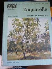 L'Aquarelle - première approche Bourdais Marianick