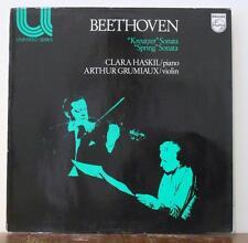 Arthur Grumiaux Clara Haskil Beethoven Sonatas  Philips 6580 032 Stereo  NM