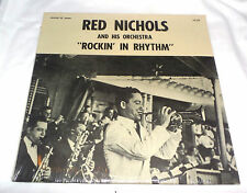 Red Nichols: Rockin' in Rhythm  [Still Sealed & Unplayed Copy]
