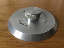 Michell Engineering Record Clamp for Michell Turntables - all aluminium