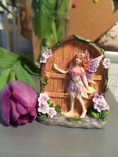 Fairy Door Secret Garden Lilac Flower Fairy!
