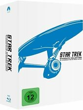 STAR TREK 1-10: STARDATE COLLECTION (12 Blu-ray Discs, Digipack) NEU+OVP
