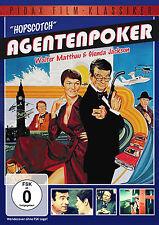 Agentenpoker Hopscotch * DVD Komödie Walter Matthau Pidax Neu Ovp