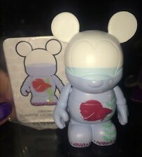 "DISNEY VINYLMATION 3"" Park 2 Aqua mouse Aquamouse Fish Bowl Beta Red Water"