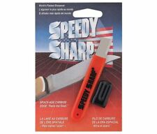Speedy Sharp Carbide Knife, Blade & Tool Sharpener - Orange