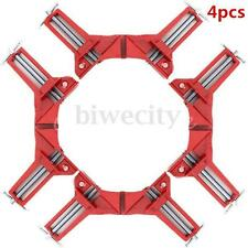 "4pc 4""100MM Corner Right Angle Clamp 90 Degree Woodwork Carpenter Picture Holder"