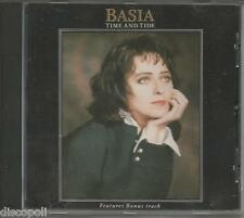 BASIA - Time and tide - MATT BIANCO CD 1987 USED MINT CONDITION