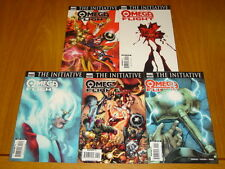 OMEGA FLIGHT INITIATIVE #1-5 MARVEL LIMITED SERIES MICHAEL AVON OEMING SET (5)