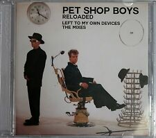 Pet Shop Boys Left To My Own Devices Remix Collection