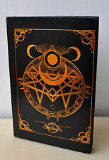 Book of Smokeless Fire S Ben Qayin Ltd Ed #167/500 Satanic Djinn Grimoire Voltec