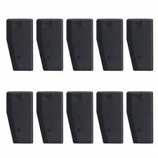 10* Car Key Chips, Carbon Texas 4C Transponder Chip for Toyota / Lexus/ Infiniti