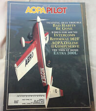 Intercoms Rotorway 162F August 1995   AOPA Pilot Magazine Airplane Aviation