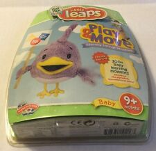 Leap Frog Babies Little Leaps Play And Move DVD New In Package A