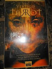 2001 Vertigo The TAROT Deck Set New Edition 78 Cards DC Direct New In Box Rare