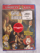 LIBERTY'S KIDS - GIVE ME LIBERTY DVD - BRAND NEW & FACTORY SEALED DVD