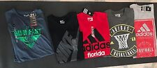NWT Lot of 5 NIKE UndEr Armour Shirt Men's Short Sleeve Athletic Small Adidas