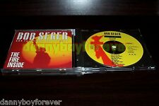 Bob Seger And The Silver Bullet Band The Fire Inside Made in USA
