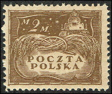 Scott # 106 - 1919 - ' Agriculture ', For Northern Poland