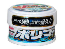 WILLSON Polymer gold for white car wax& coating 260g 01233 from Japan New