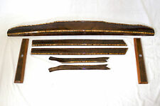 Jaguar Mk2 Daimler V8 Walnut Dashboard Set