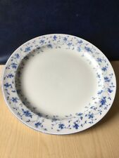 Arzberg Blue Flower Dinner Plate Vintage China