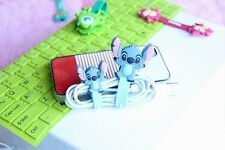 2ps Disney ToyStory 3 Alien Stitch iphone 6 Plus Headphone Cord Holder Organizer