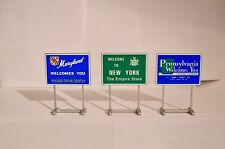 WINROSS SIGNS OF OUR TIMES NEW YORK PENNSYLVANIA MARYLAND EAST COAST  40