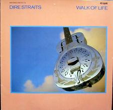 MS / DIRE STRAITS / VERTIGO / 1985 / RARITÄT / WALK OF LIFE /