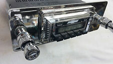 Radio to suit '47 - '54, & '55 1st Series Chev Pickup. 200Watt, AM/FM.