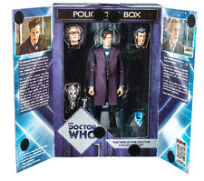 "DOCTOR WHO - Time of the Doctor 5"" Action Figure Collectors Set (Character) #NEW"