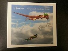 NEW SIGNED Amusiana-This Is About the Bird That Flies Over the Field... CD