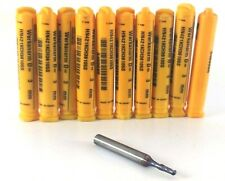 LOT OF 10 NEW KENNAMETAL 3MM 2FL BALLNOSE ENDMILL TIALN - HN421KCH36105S D=3
