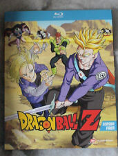 Dragon Ball Z: Season Series Four 4 Complete - Blu-ray Box Set - NEW & SEALED