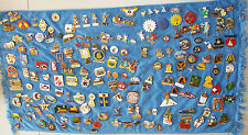 LARGE Lot Lion's Club Collector Pins