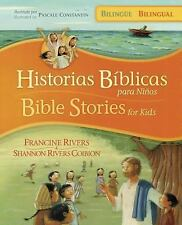 Historias Bíblicas para Niños Bilingüe by Francine Rivers and Shannon Rivers...