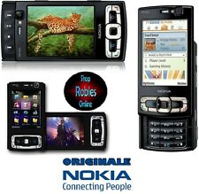 Nokia N95 8GB Black (Ohne Simlock) Smartphone WIFI 3G 5MP GPS MADE FINLAND NEU