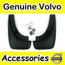 Genuine Volvo S40 (08-) Rear Mud Flaps